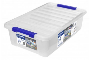 Sistema storage box with valve 14L