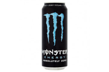 Monster Absolutely Zero Energy 500ml