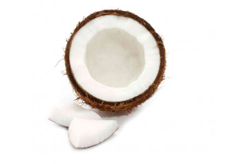 Coconut without the shell