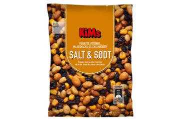 Kims Roasted & Salted 130g