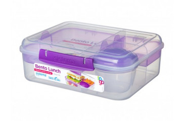 Sistema Lunch box 1.65L Bento