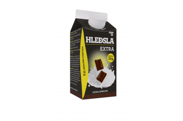 MS Hleðsla Extra Chocolate Protein Drink 330ml