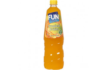 Fun Light juice concentrate tropical 1L
