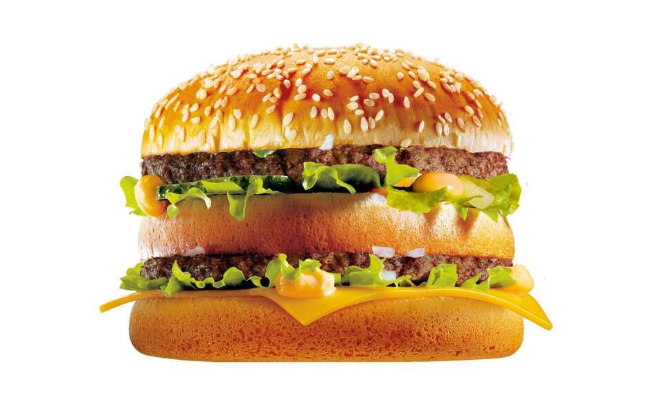The Word Burger Meal